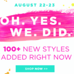 Lilly's After Party Sale Continues: 100+ New Styles Just Added + Favorite Fall Jewelry + Running Stats