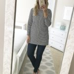 How I Do It: Our Daily Routine + New Fave Striped Top