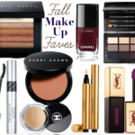 Fall Make-Up Faves + Lululemon Pop-Up Shop