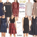 Top Holiday Dress Picks + Clutches