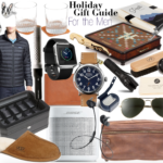 Holiday Gift Guide: For the Men + Garden & Gun Jubilee + What I Wore