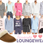 Favorite Loungewear + Wedges I'm Loving + Weekly Post Recap