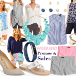 Weekend Sales + What I'm Wearing + Weekly Post Recap