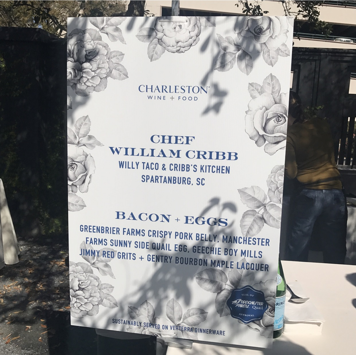 Wednesday Whereabouts: Charleston Wine + Food Festival – Sweet ...