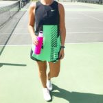 Tennis Dress Love + an OOTD + Giveaway Winners + Tocca Giveaway