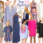 Top 10 Dresses for Spring