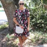 A Fun, Floral Flirty Dress