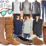 Top Ten Fall Essentials Your Closet Needs