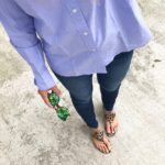 How I Do It: Cleaning + An OOTD