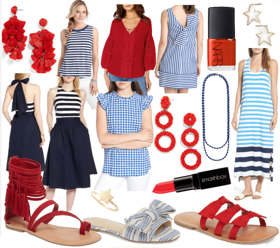 65957493c5 4th of July Outfit Inspiration – Sweet Southern Prep