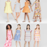 Favorite Summer Dresses: For the Girls
