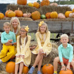A Trip to the Pumpkin Patch + Fall Faves