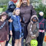 Life Lately: Our Halloween!