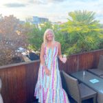 Stars Rooftop Bar & Grill Room Has a New Menu + What I Wore
