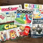 Board Games We Love!
